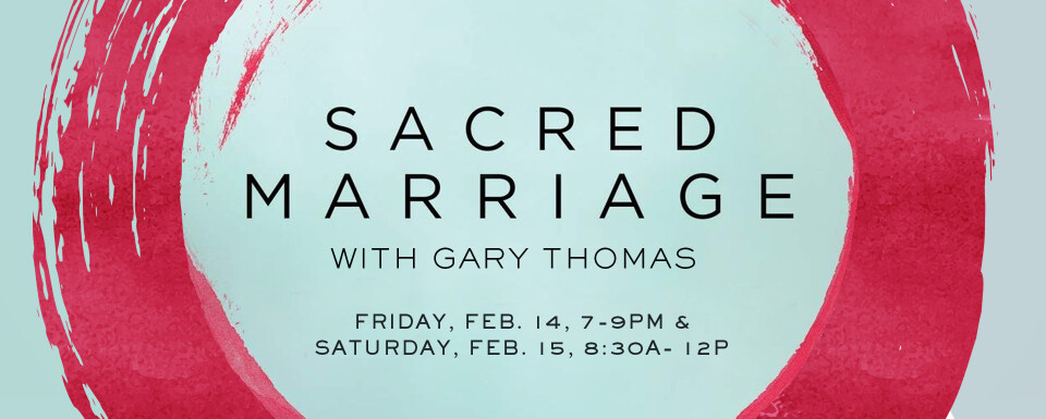 Sacred Marriage Conference