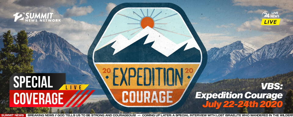 VBS 2020: Expedition Courage