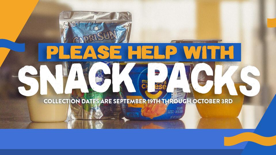 Snack Packs 2021